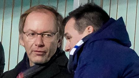 The new salary cap will give Ipswich Town owner Marcus Evans and general manager of football operati