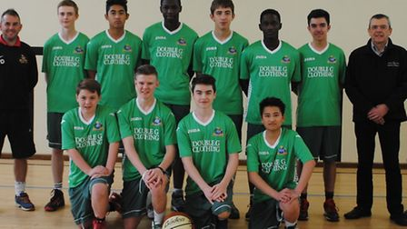 Springwood with their new strip, courtesy of Double G Clothing