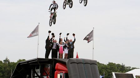 Bolddog Lings Freestyle Team will be performing at the Royal Norfolk Show 2014; Photo credit: Submit