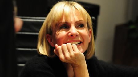 NNF14 - author Kate Mosse.
