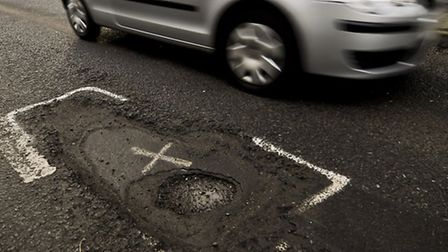 The poor state of the UKs roads after the winters floods have led to a big rise in claims for pothol