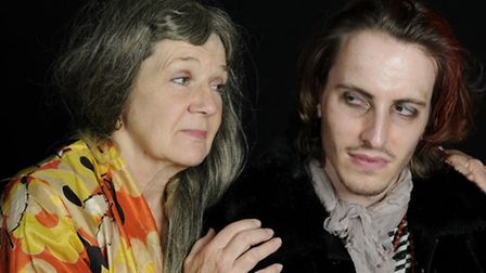 The Norwich Players at the Maddermarket Theatre presents THE LAST OF THE HAUSSMANS.