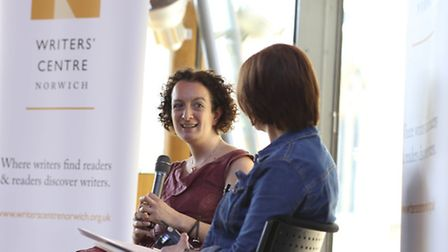 NNF14 - The Lives of Great Women Writers; A Literary Festival in a Day. Samantha Ellis talks about h