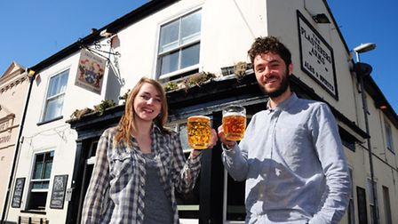 A new beer festival celebrating female brewers is being held at The Plasterers Arms and organised by