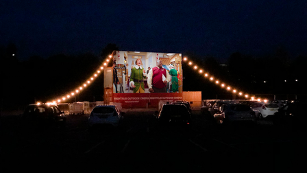 Nightflix is showing films including Elf in Colchester