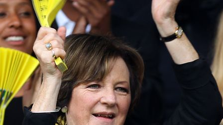"""Delia Smith admits Norwich City """"got it wrong"""" over Chris Hughton. Picture by Paul Chesterton/Focus"""