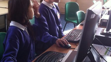 Code Club at Great Yarmouth Primary Academy