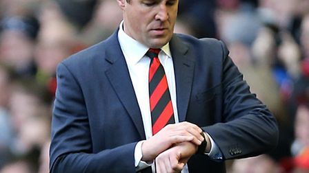 Norwich City managerial candidate Malky Mackay is looking to get back into the game quickly after hi