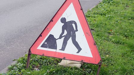 Road works are due to get under way tomorrow in Factory Road