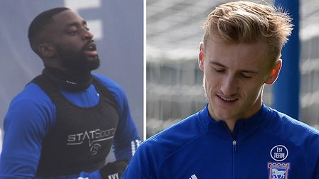 Kane Vincent-Young and Flynn Downes could return for Ipswich Town in the coming weeks