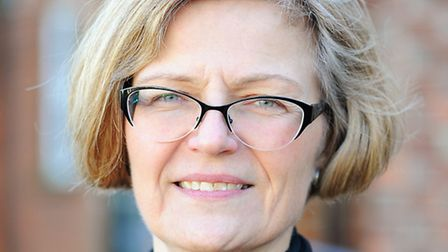 Wendy Missons, headteacher at Great Yarmouth High School.Picture: James Bass