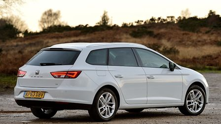 SEAT Leon ST is a stylish compact estate car that has loads of room and is entertaining to drive.