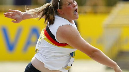 Sophie McKinna will represent England at the Commonwealth Games. Photo by Getty Images