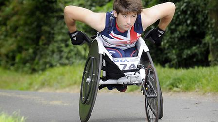 City of Norwich athlete Will Smith has been selected to contest the 1500m T54 event at the Commonwea