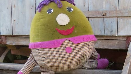 The Humpty Dumpty which will be up for auction at TW Gaze.