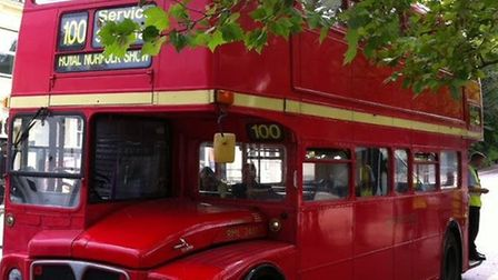 To celebrate the 60th anniversary of the Routemaster this year, the iconic red bus will be running o