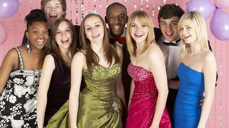 No expense is spared these days when school leavers celebrate with a prom.