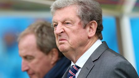 England manager Roy Hodgson. Photo: Mike Egerton / PA Wire