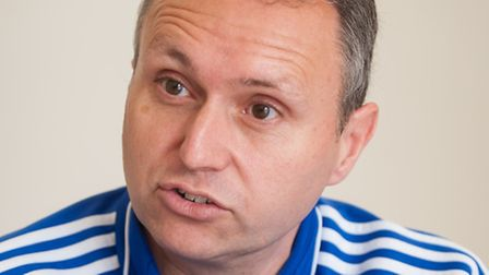 Darren Cann will run the line during the Group C match between Ivory Coast and Colombia.