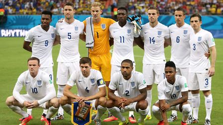England expects - sort of - in Brazil.