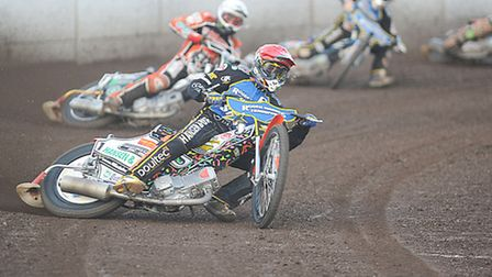 King's Lynn Stars are back in action this evening. Picture: Ian Burt