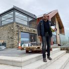 Picture inside Michael Caines new venture on Exmouth seafront - Mikey's Beach Bar and Restaurant. Picture: Michael Caines