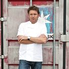 Celebrity chef James Martin, who is appearing at the Royal Norfolk Show