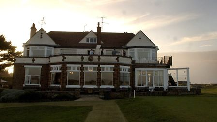 Hunstanton Golf Club will hold this weekend's Norfolk men's amateur championship. Picture: SONYA BRO