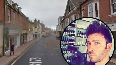 James Findlay has urged people to support their independent high street shops. Picture: Google/Findl