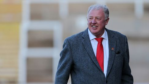 Julian Tagg, Chairman of Exeter City. Picture:: Cameron Geran/PPAUK