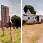 All Saints CHurch in East Budleigh and Point in View Chapel, in Exmouth were highly commended in the