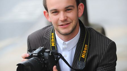 Michael Morgan has been doing a photo a day challenge. He will be holding an exhibition to raise mon