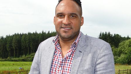 Michael Caines MBE. Picture: Tony Gussin