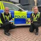 Devon and Cornwall Police have launched their Christmas drink and drive campaign. Picture: Devon and
