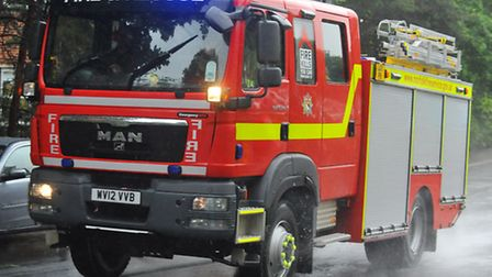 Firefighters are due to strike again this month. Photo: Steve Adams