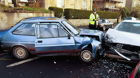 Car insurance fraud is at a record high.