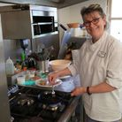 Lil Badcott who is Hospiscare's speciaist chef. Picture: Hospiscare