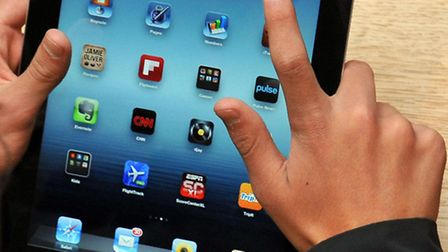 Phones and tablets are used by 93% of five to 18-year-olds to keep them occupied during long car jo
