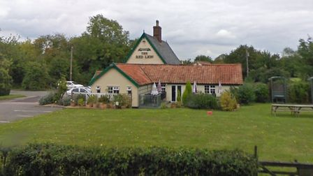 Plans have been submitted to convert the 'unviable'Red Lion Inn, in Great Bricett, into a four-bedfamily home.