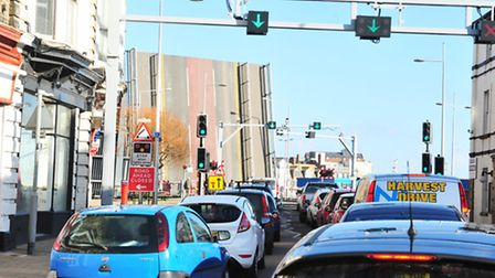 The Bascule bridge may be replaced