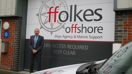 Aberdeen ships agency Ffolkes Offshore has expanded into Lowestoft