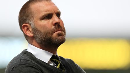 File photo dated 15-09-2020 of Burton Albion manager Jake Buxton