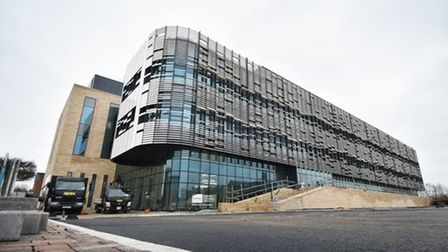 Aproperty transaction took place for £12.7m on the Quadram Institute. Pic: Archant