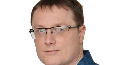 Dr Andrew Page, head of informatics at Norwich's Quadram Institute.