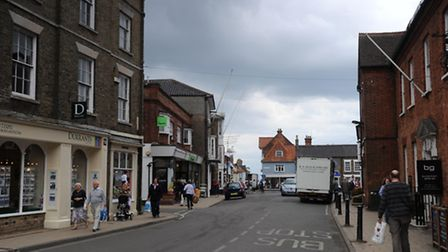 Storm clouds have been gathering over Southwold about its go-it-alone neighborhod plan