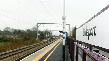History was made at Littleport as an eight-car train stopped there for the first time. Platform lengthening and upgrades...