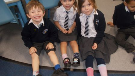 Teachers at Magna Carta Primary Academy in Stansted have held a series of anti-bullying sessions for pupils. Picture...