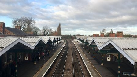 The Hereward Community Rail Partnership (CRP) defeated nationwide competition to win at the 16th annual Community Rail...