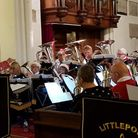 Members of Littleport Brass have been preparing for their virtual Christmas concert remotely due to Covid-19 restrictions,...