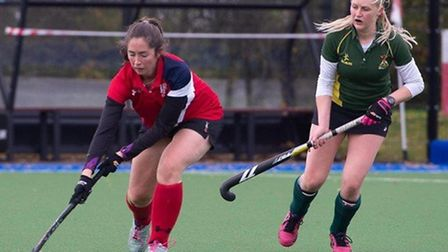 Ely City Hockey Club recorded mixed results in their first matches since lockdown. Picture: ELY CITY HOCKEY CLUB